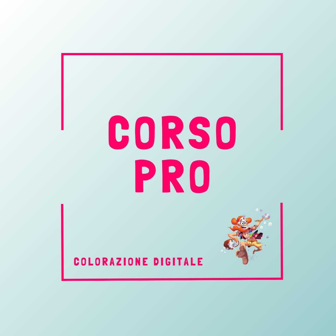 Corso Pro di Colorazione Digitale
