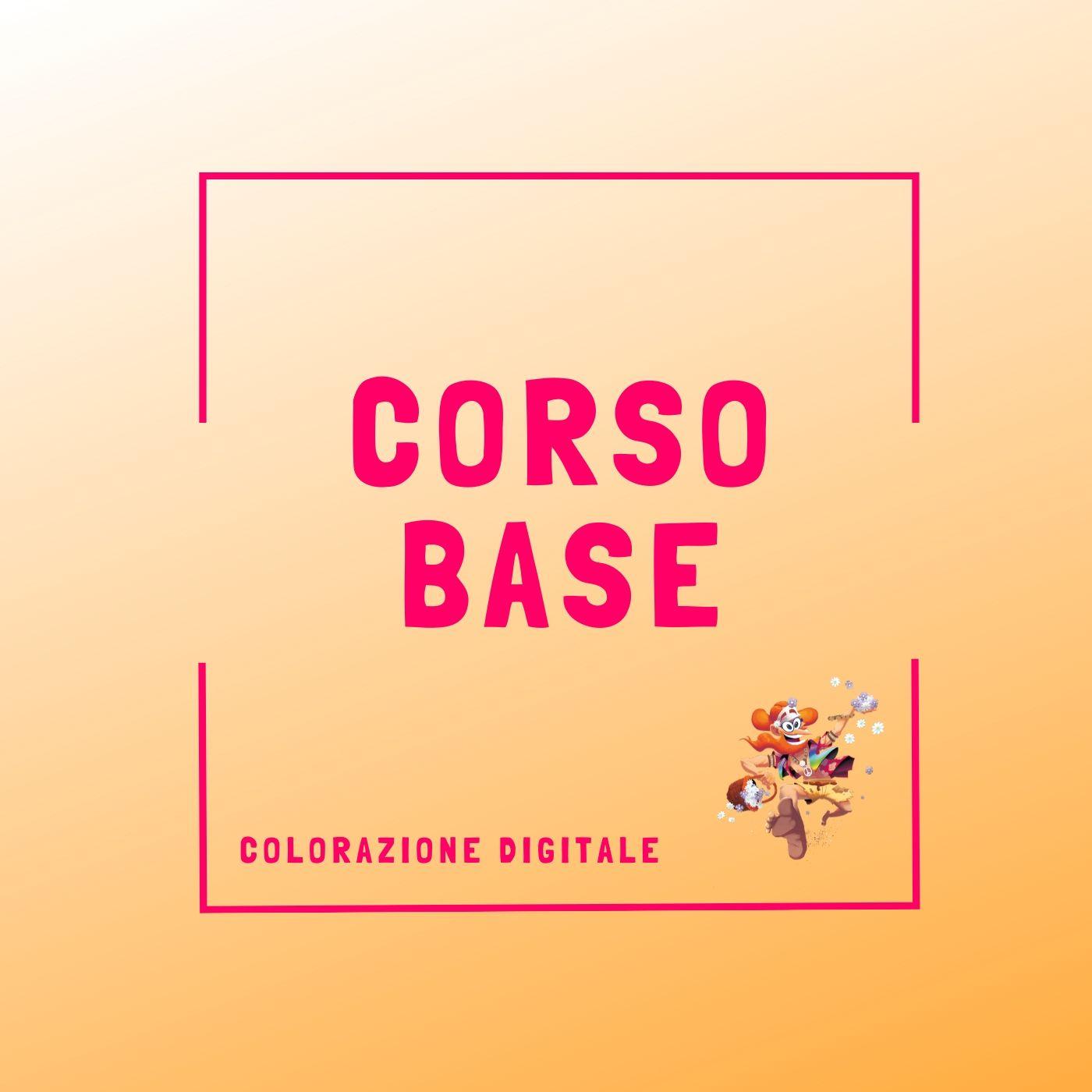 Corso Base di Colorazione Digitale